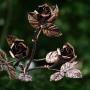 Kovácsoltvas Rózsacsokor 3-as - ajándékötlet