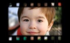 Gyerek fotózás - Dani